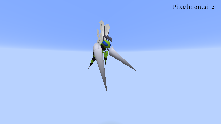 Shiny Mega Beedrill