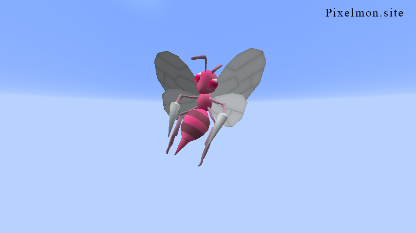 Pink Beedrill
