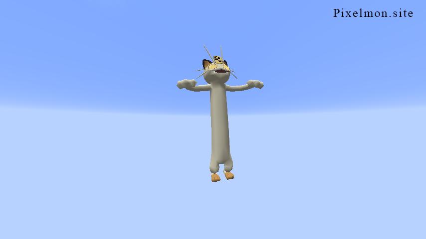 Gigantamax Meowth