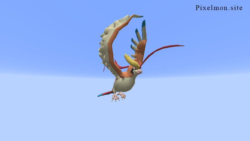 Mega Pidgeot